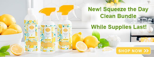 Squeeze the Day Clean Bundle