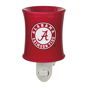 University of Alabama Scentsy Mini Warmer