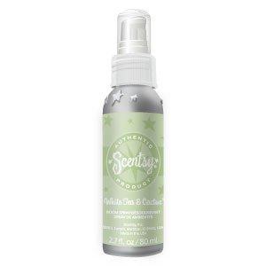 White Tea & Cactus Scentsy Room Spray