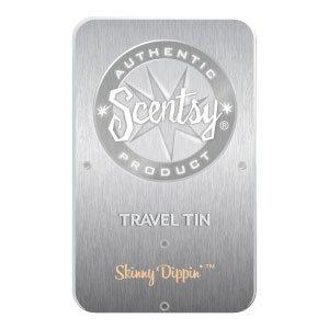 Skinny Dippin Scentsy Travel Tin
