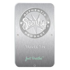 Just Breathe Scentsy Travel Tin