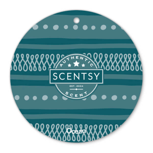 Ocean Scentsy Scent Circle