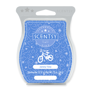 Jammy Time Scentsy Bar