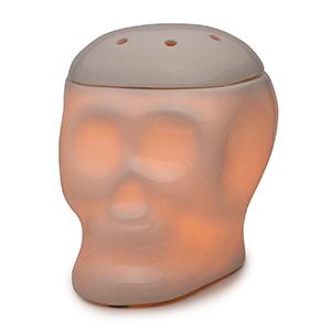 DIY Skull Scentsy Warmer