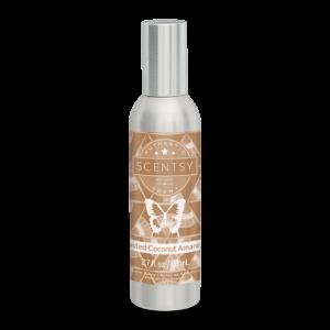 Toasted Coconut Amaretto Scentsy Room Spray