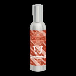 Apple and  Cinnamon Sticks Scentsy Room Spray