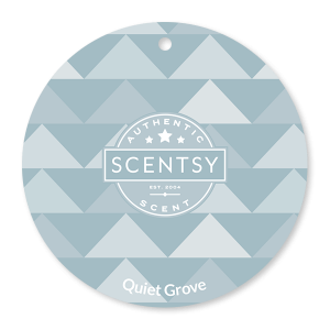 Quiet Grove Scentsy Scent Circle