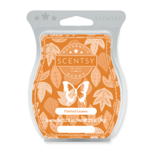Painted-Leaves-Scentsy-Bar