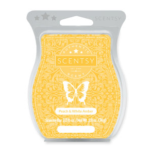 Peach-and-White-Amber-Scentsy