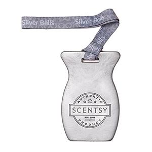 Silver Bells Scentsy Car Bar