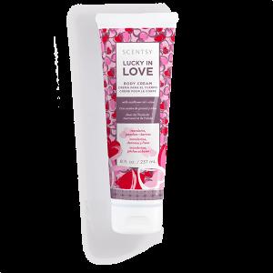 Lucky in Love Scentsy Body Cream