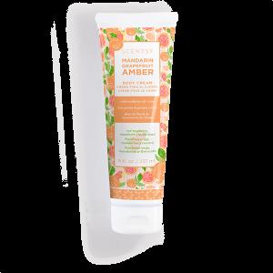 Mandarin Grapefruit Amber Scentsy Body Cream