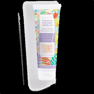 Pineapple Coconut Vanilla Scentsy Body Cream