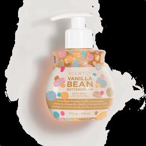 Vanilla Bean Buttercream Scentsy Hand Soap