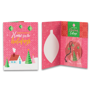 Christmas Cottage Scentsy Holiday Greeting Cards