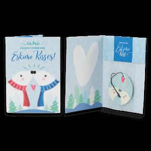 Eskimo Kiss Scentsy Holiday Greeting Cards