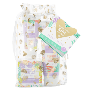 Scentsy Mother's Day Spa Bundle Pineapple Coconut Vanilla