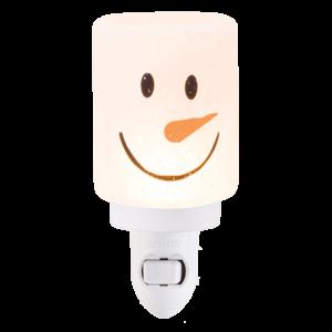 Frosty Glow Mini Scentsy Warmer
