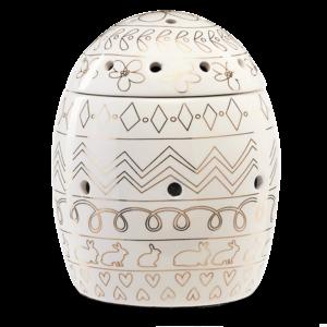 Eggs-press Yourself Scentsy Warmer