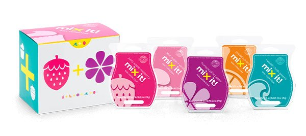 Scentsy Mix It! Collection